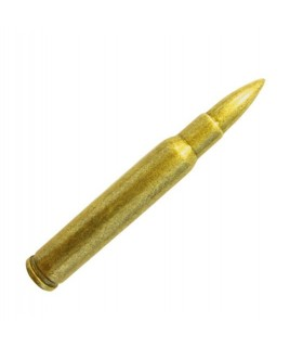 Decorative Garand rifle bullet