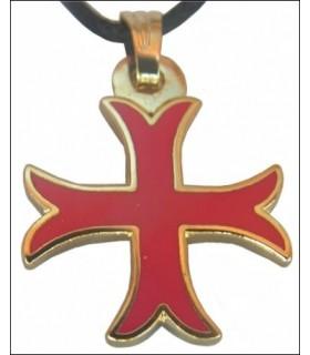 Templar Cross Pendant kick