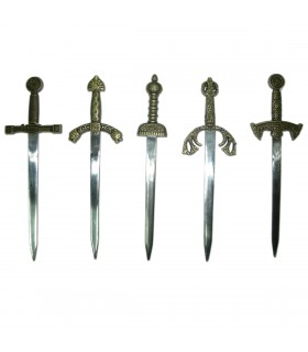 Collection 5 Mini-historical swords