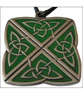 Celtic knot pendant 4-way