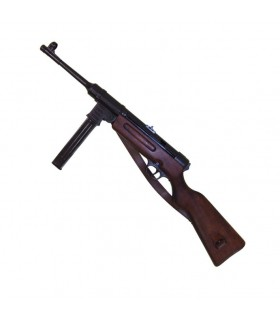 MP41 submachine gun. Germany 1940