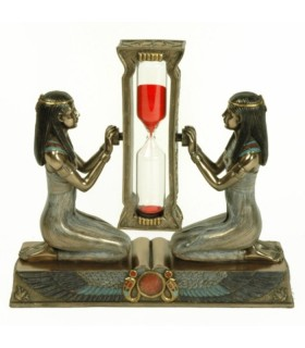 Egyptian sand clock