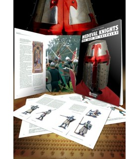 MEDIEVAL KNIGHTS, the Age of Chivalry (English)