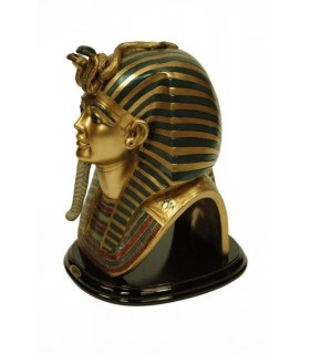 Figure Egyptian Tut Mask