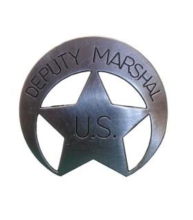 US Marshal plate