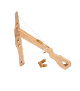 lanzacorchos crossbow for children, 61 cms.