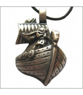 Pendant Viking ship