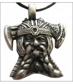 Pendant Viking chief