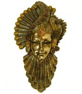 Flower Venetian mask