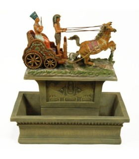 Source Egyptian chariot