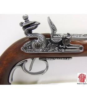 French gun duel, 1810