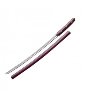 Decorative Katana Maroon