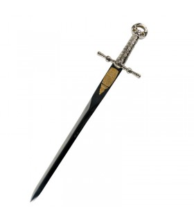 Crossed Sword Letter Opener