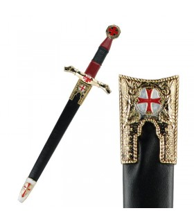 Dagger Templar cross formy