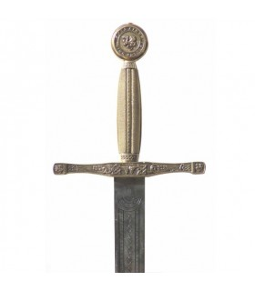 Excalibur Sword, Gold