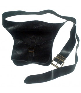 Fanny bag with belt