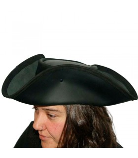 Pirate hat in leather