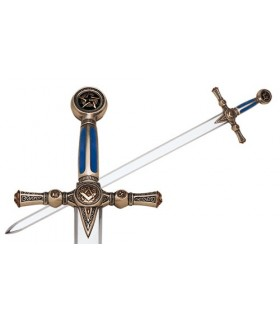 Sword of the freemasons Silver