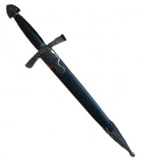 Dagger Ivanhoe with scabbard