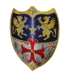 Adam Medieval shield for children