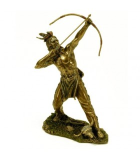 Figure Indian archery