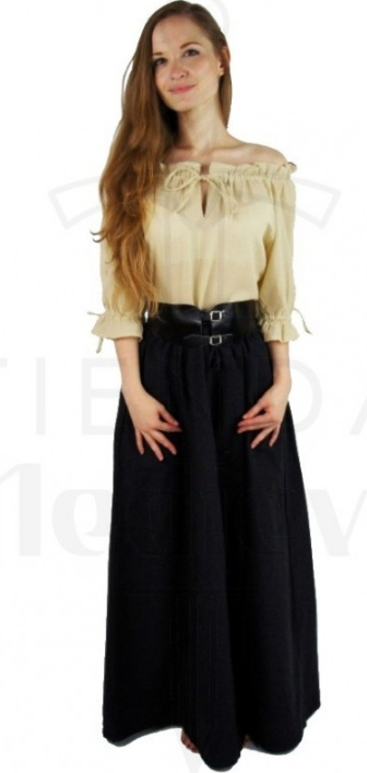 Blusa medieval mujer - Medieval clothing for Women, Men and Kids