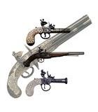 Flintlock guns