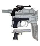 Twentieth century guns