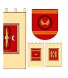 Roman Banners