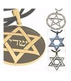 Jewish Pendants