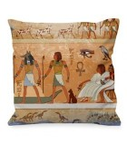 Egyptian cushions