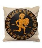Greek cushions