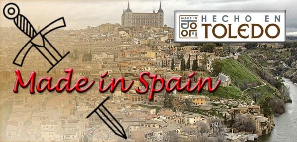Made in Toledo-Spain Swords