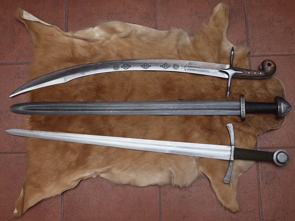 Best Functional Swords Armourer in Europe