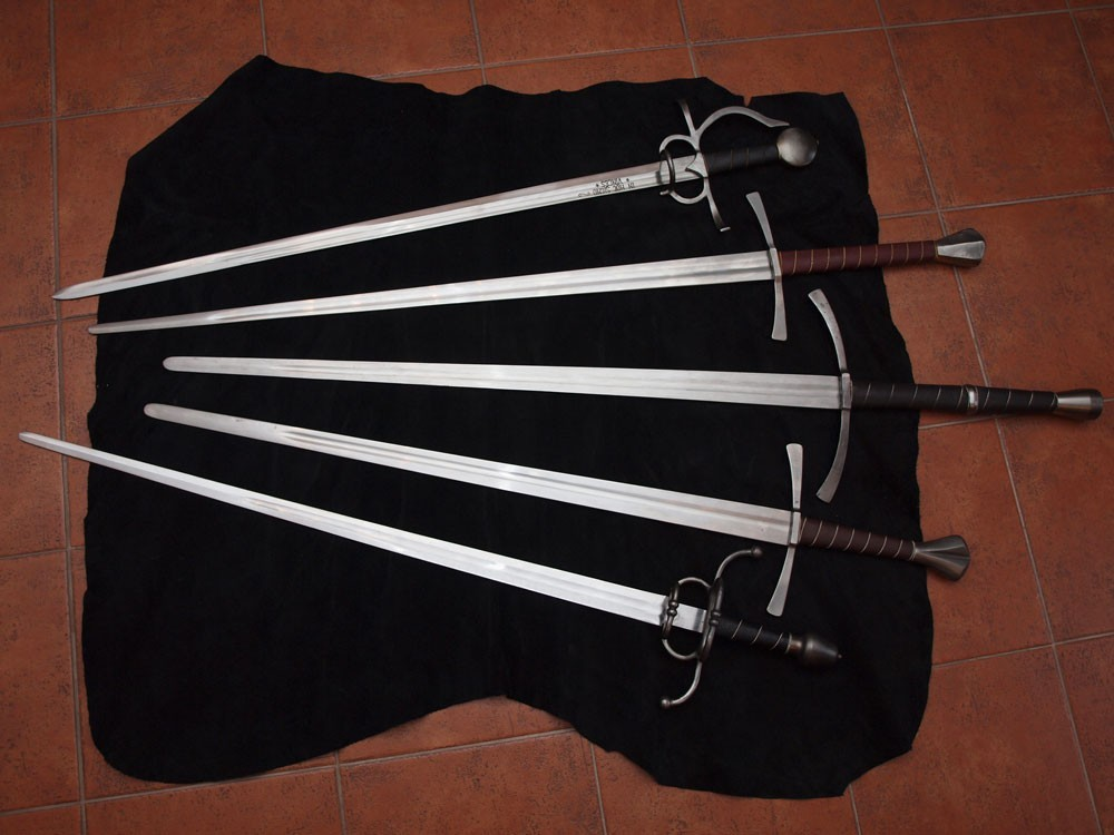 Functional Swords for Training