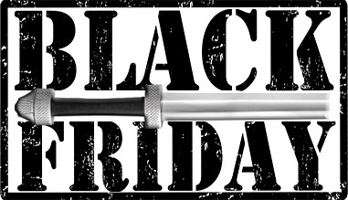 ¡¡¡ Black Friday !!!